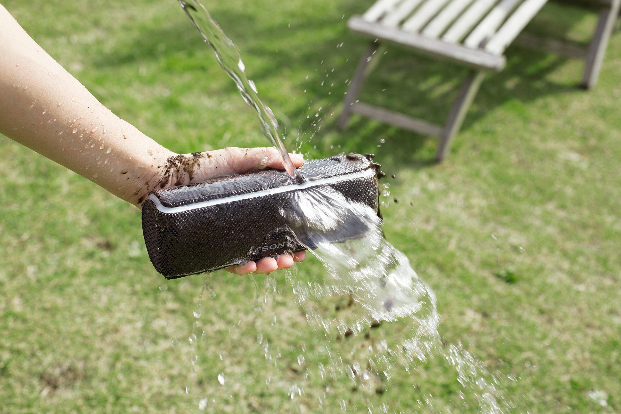 Sony Portable Wireless Waterproof Speaker 12