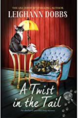 A Twist in the Tail: An absolutely purrfect cozy mystery (The Oyster Cove Guesthouse Book 1) Kindle Edition
