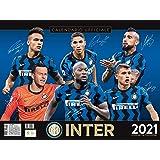 Calendario Inter 2021 cm 44x33 - prodotto ufficiale