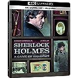 Sherlock Holmes 2 : Jeu D'Ombres [Édition Limitée SteelBook 4K Ultra HD + Blu-Ray]