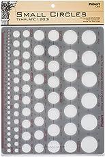 Pickett Small Circles Template (1203I)