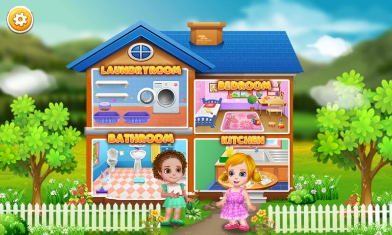 pulizie di casa pulire casa 2 : giochi e attività di pulizia in ...