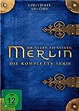 Merlin - Die neuen Abenteuer Die komplette Serie - Softbox im Schuber (30 DVDs)