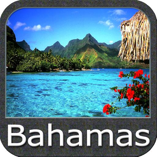 Bahamas GPS Map Navigator Bahamas-gps-software