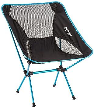Klappstuhl angeln  OUTAD stark und haltbarer Klappstuhl für-Angeln und Camping im ...