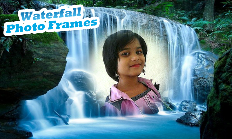 Waterfall Photo Frames: Amazon.co.uk: Appstore for Android