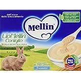 Mellin Liomellin Coniglio Liofilizzato - 3 Vasetti da 10gr