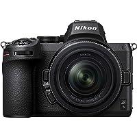 Nikon Z 5 Spiegellose Vollformat-Kamera mit Nikon 24-50mm 1:4,0-6,3 VR (24,3 MP, Hybrid-AF mit 273 MF und Fokus…