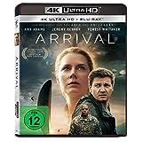 Arrival (+ Blu-ray) [4K Blu-ray]