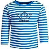 Salt & Pepper Baby Boys' Longsleve Ahoy Stripes Stick Shirt