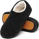 Mishansha Pantofole Donna Inverno Antiscivolo Caldo Memory Foam Ciabatte da Casa Gr.36-43
