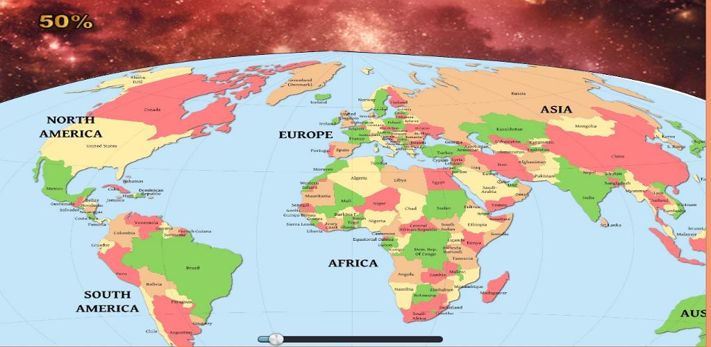 Kostenlose Weltkarte: Amazon.de: Apps für Android