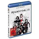 Resident Evil 1-6 [Blu-ray]