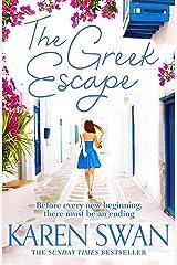 The Greek Escape Kindle Edition