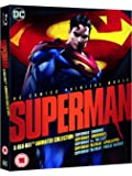 Superman: Animated Collection [5 Film] [Blu-ray] [1978] [2016]