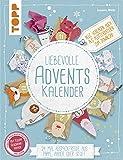 Liebevolle Adventskalender (kreativ.kompakt): 24 Mal Auspackfreude aus Pappe, Papier oder Stoff. Extra: Ein Bogen…