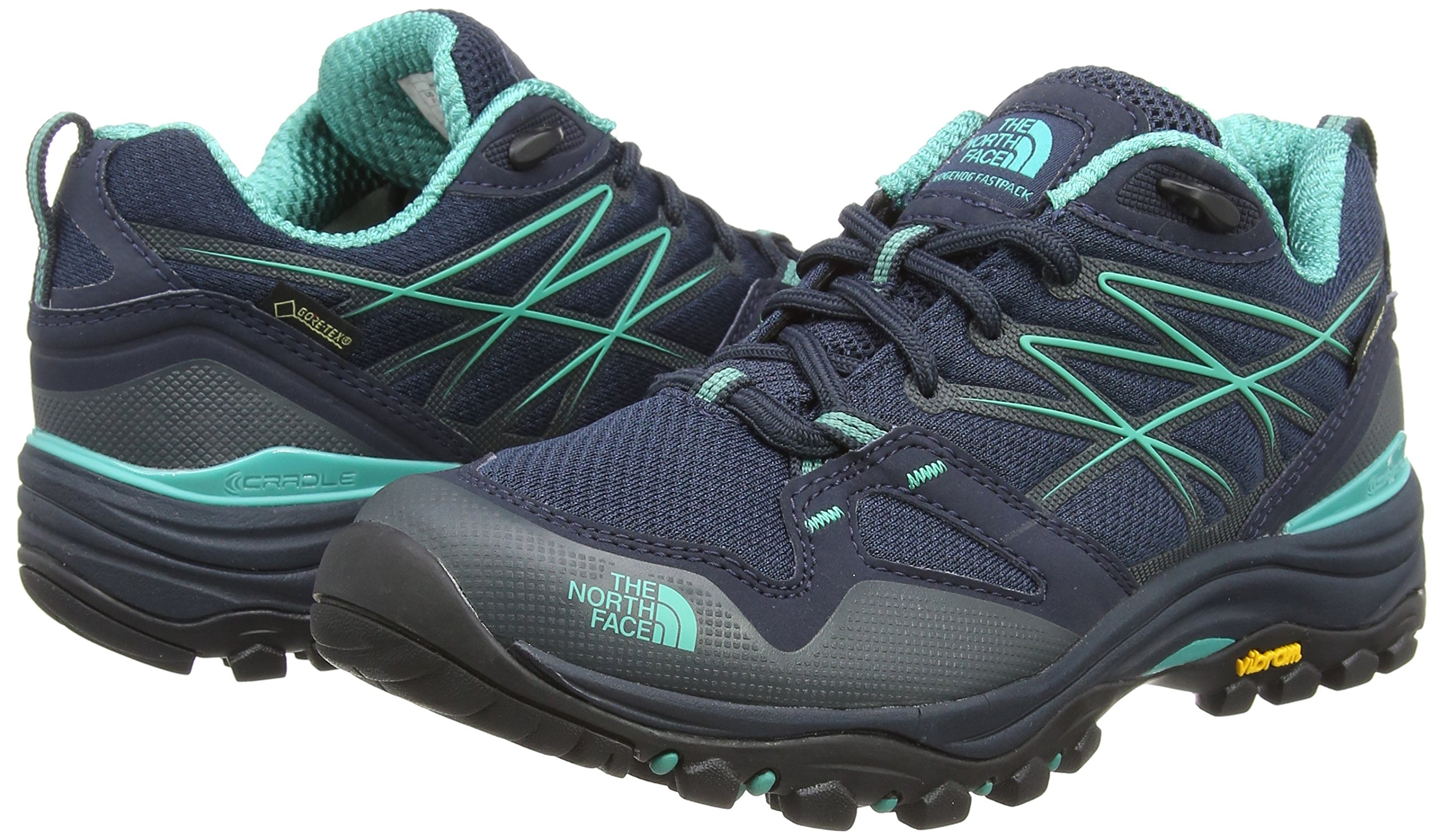 91wNvBvytBL - THE NORTH FACE Women's Hedgehog Fastpack Gore-tex (EU) Low Rise Hiking Boots