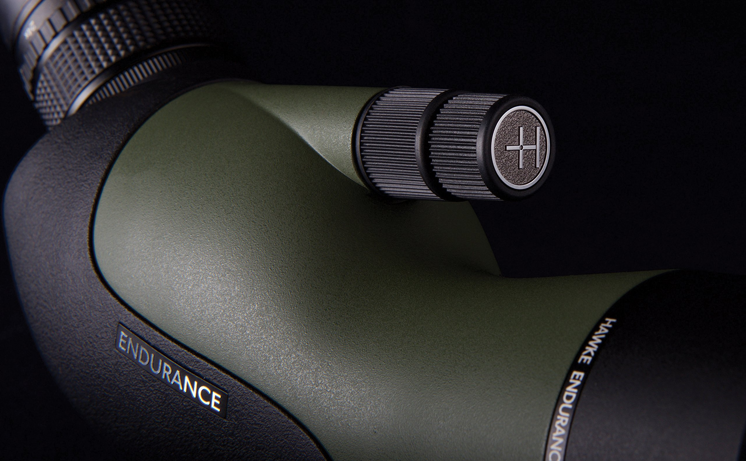 Hawke Endurance ED 12-36×50 Spotting Scope