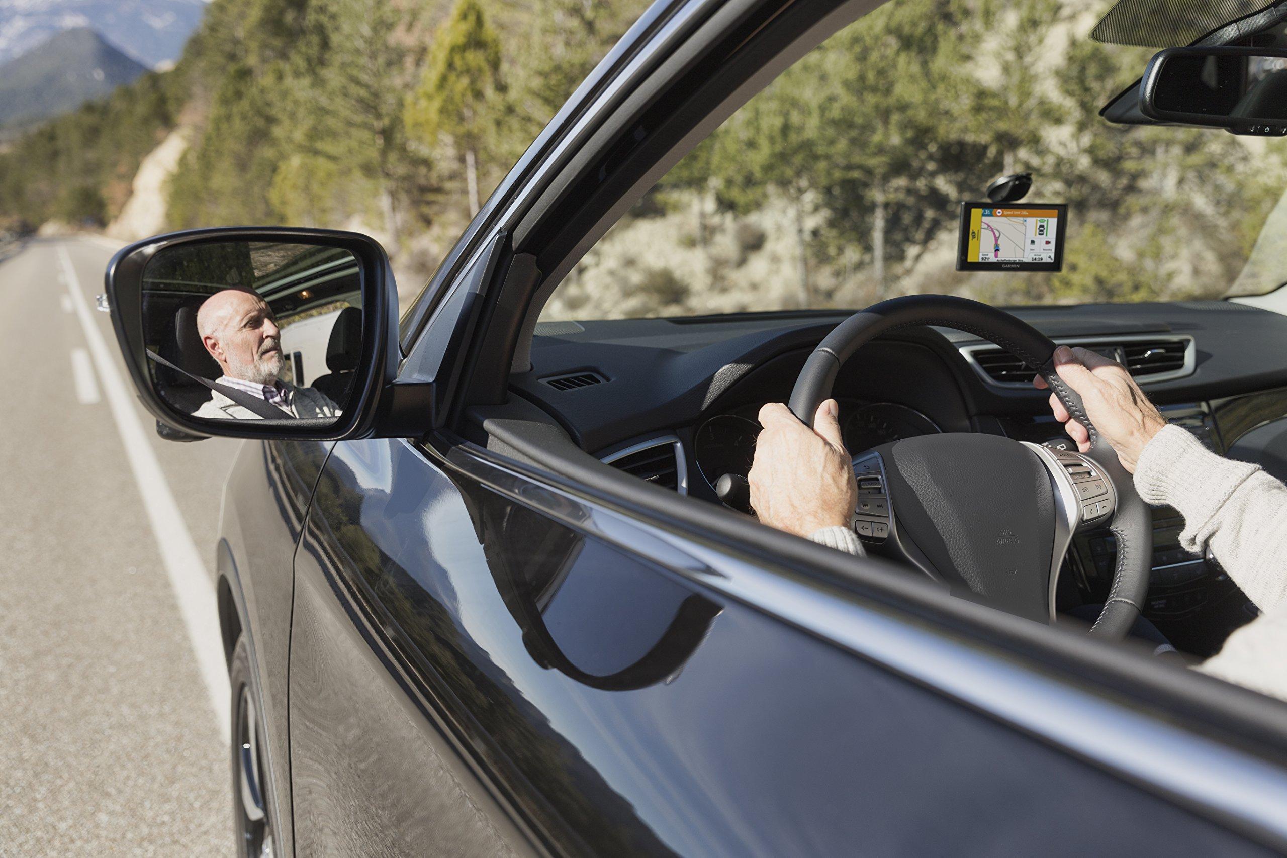 Garmin-DriveAssist-50-LMT-Navigationsgert-127cm-5-Zoll-Touch-Glasdisplay-lebenslange-Kartenupdates-Verkehrsfunklizenz-Dash-Cam