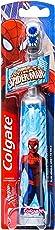 Colgate Kids Spiderman Battery Power Toothbrush (Multicolor)