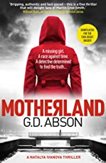 Motherland: A gripping crime thriller set in the dark heart of Putin's Russia (English Edition)