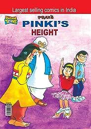Pinki's Height
