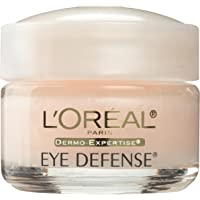 L'Oreal Pariseye Cream To Reduce Puffiness, Lines And Dark Circles, L'Oreal Paris Skincare Dermo-Expertise Eye Defense…