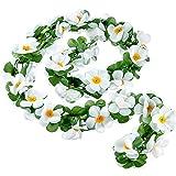 Basil Flower Garland bloemenkrans