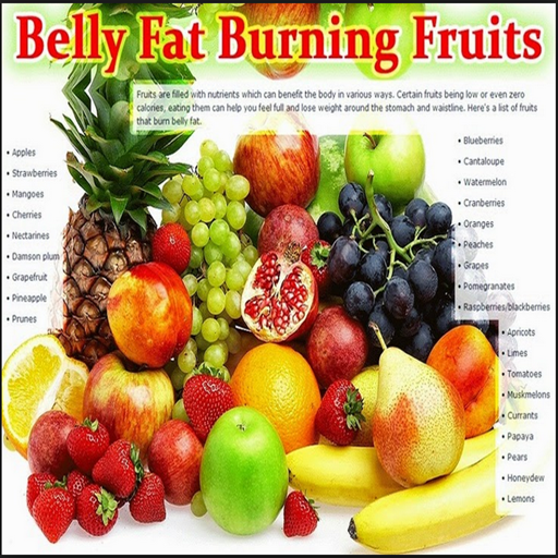 Fat Burning Foods belly