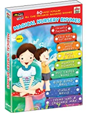 Magical Nursery Rhymes (DVD English)