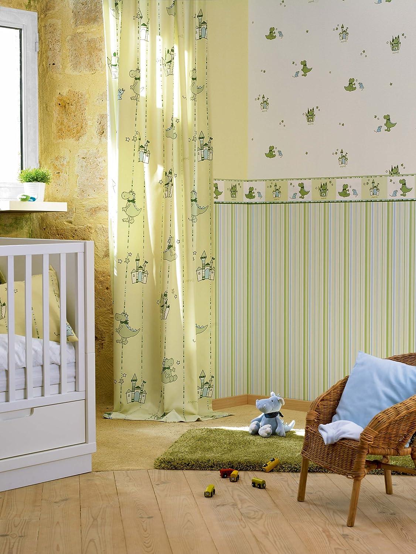 Esprit Kids Vliestapete Dragon Castle Tapete Kindertapete 10,05 M X 0,53 M  Creme Made In Germany 109316 1093 16: Amazon.de: Baumarkt