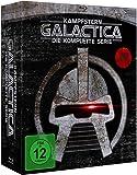 Kampfstern Galactica - Die komplette Serie (+DVD)