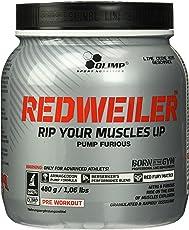 OLIMP Redweiler  Pre Workout 480 grams  Lime Crime