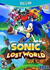 Sonic Lost World (Nintendo Wii U) (NTSC)