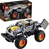 LEGO Technic Monster Jam Max-D, Kit di Costruzione 2 in 1, Truck, Quad, Auto Pull-Back, Idea Regalo per Compleanno o Natale p