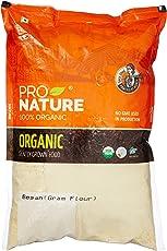 Pro Nature 100% Organic Besan, 1kg