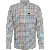 Lee Button Down Variation Camisa para Hombre