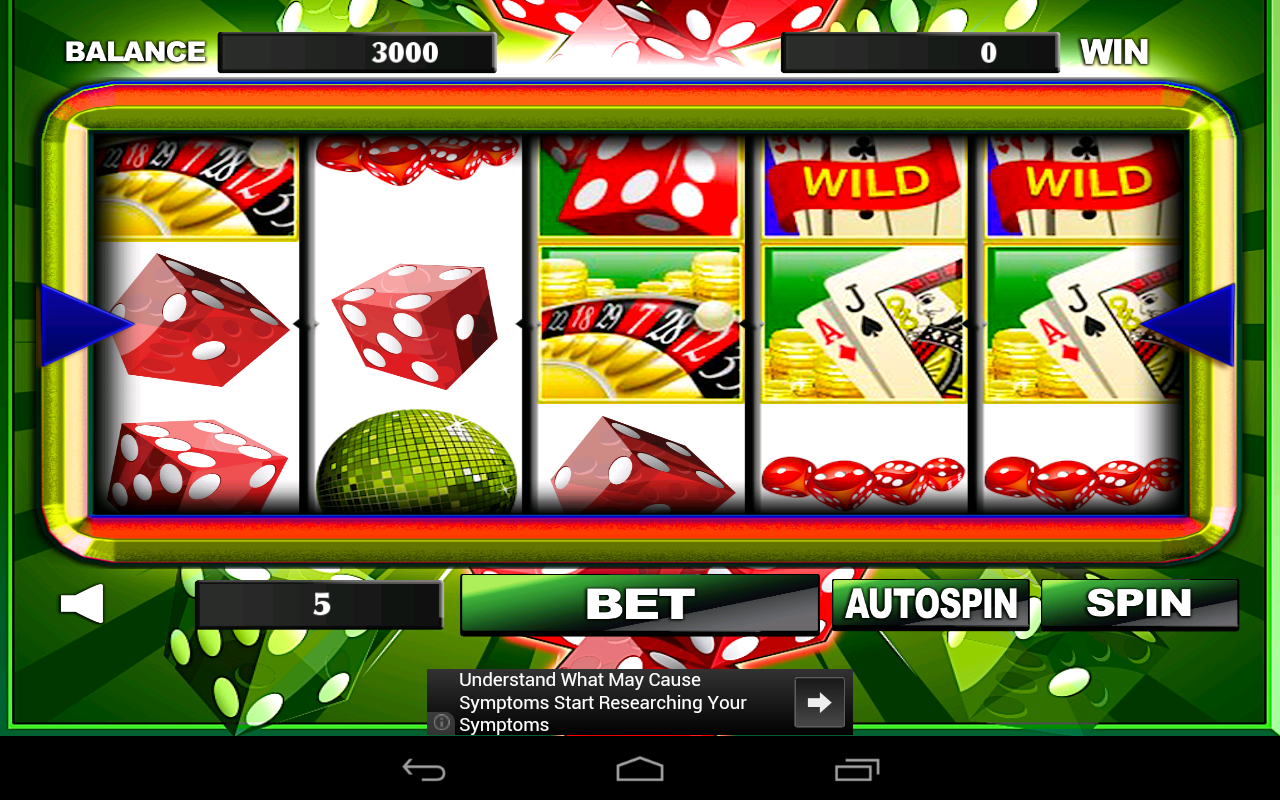 Offline Slot Machine