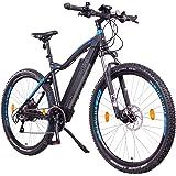 NCM Moscow Plus E-Bike, E-MTB, E-Mountainbike 48V 16Ah 768Wh