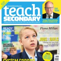 Teach Secondary Magazine – lesson plans, KS3 and KS4 learning resources and much more