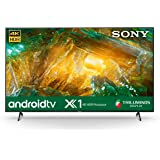 Sony BRAVIA 85 Inch Smart TV 4K UHD HDR Android with Google Assistant Voice Search Dolby Atmos Dolby Vision Netlfix X80H Seri