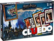 Winning Moves Cluedo Harry Potter Board Game, Blue, 029728