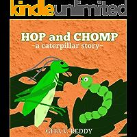 Hop and Chomp: A Caterpillar Story: Children's Books – Picture Books for Kids – Story Books for Children – Beginner Book…