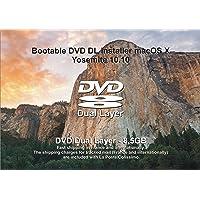 Mac OS X Yosemite 10.10 Amorçable / Installation / Récupération - DVD