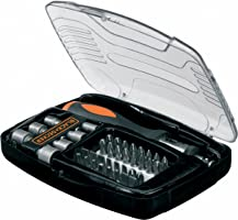 Black & Decker 40 Pieces Ratchet Screwdriver Set A7062-XJ