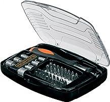 بلاك آند ديكر - طقم أدوات مفك البراغي، 40 قطعة - (A7062-XJ)