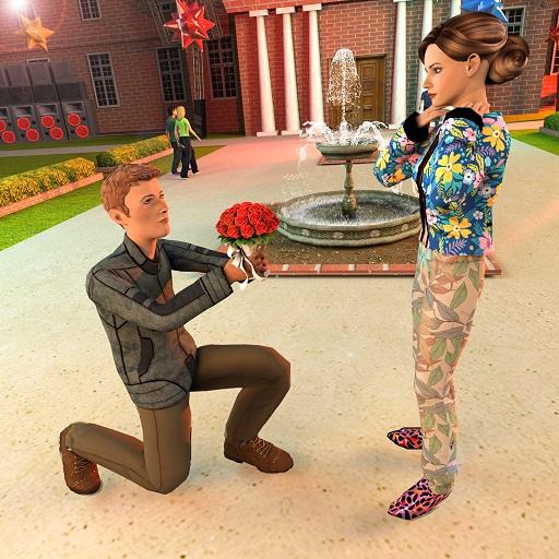 Virtuelle Highschool-Liebesgeschichte: Schulsohn verknallt