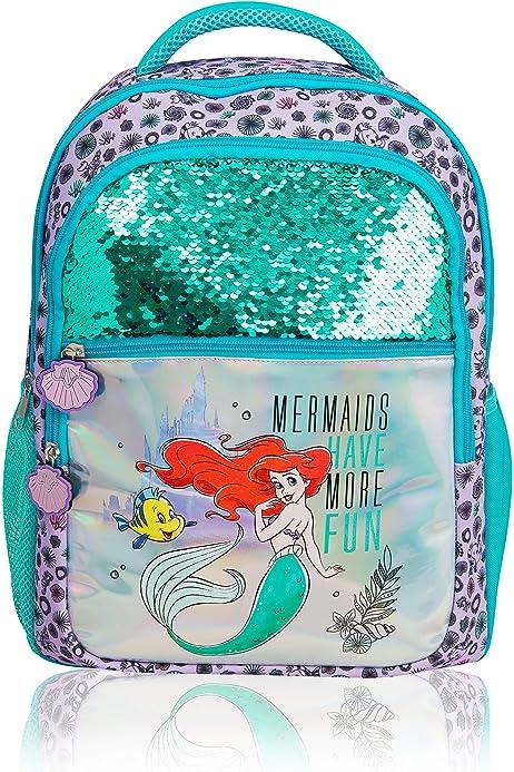 Disney Princess Ariel the Little Mermaid Messenger Bag ~ La Sirenita
