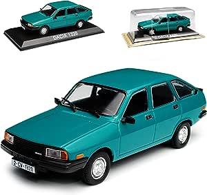 Alles Meine De Gmbh Dacia 1320 Limousine Grün Türkis 1987 1991 Mit Sockel 1 43 Modellcarsonline Modell Auto Spielzeug