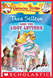 Thea Stilton and the Lost Letters (Thea Stilton #21) (Thea Stilton Graphic Novels)